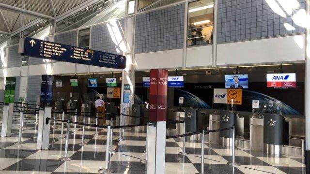 コロナ渦のオヘア空港/TAOブログ