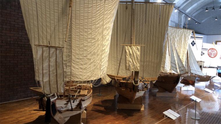 フェルケール博物館 和船