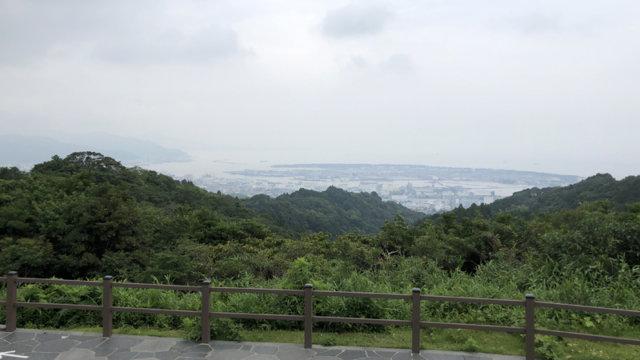 日本平夢テラスから清水港を見る/ TAOブログ