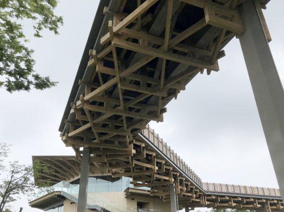 日本平夢テラス 外回廊 / TAOブログ
