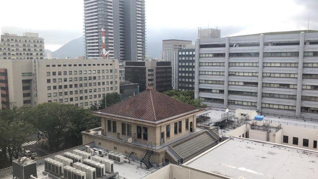 静岡県庁本館 上から撮影/TAOブログ