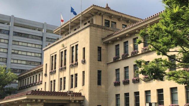 静岡県庁本館/ TAOブログ