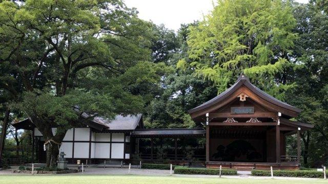 武田神社 甲陽武能殿/TAOブログ
