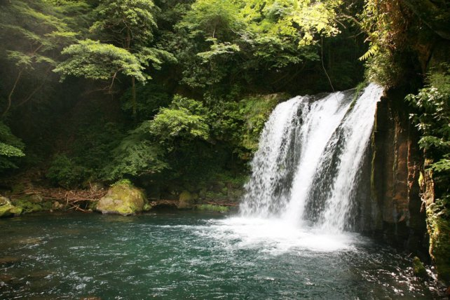 初景滝 伊豆半島ジオパーク/TAOブログ