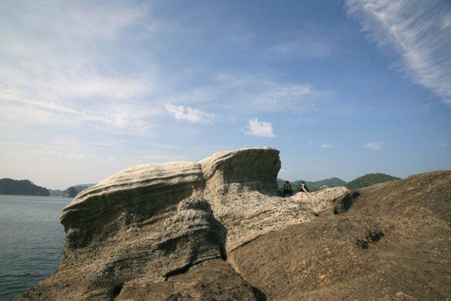西伊豆 亀甲岩/TAOブログ