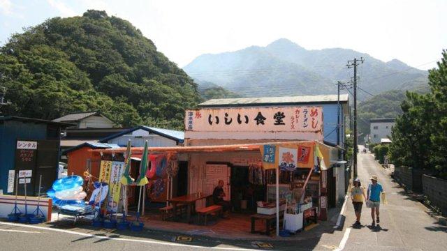 西伊豆 田子瀬浜海水浴場/TAOブログ