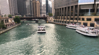 メトラにのって シカゴダウンタウン#2