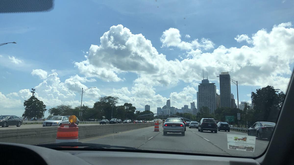 シカゴ レイクショアドライブ