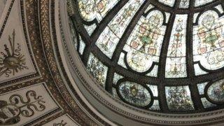 シカゴ文化センター ドーム