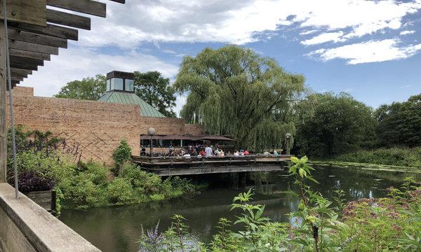 Chicago Botanic Garden Visitor Center