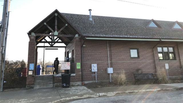 Metra駅駅舎/TAOブログ