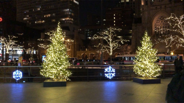 christmas in chicago2019/TAOブログ