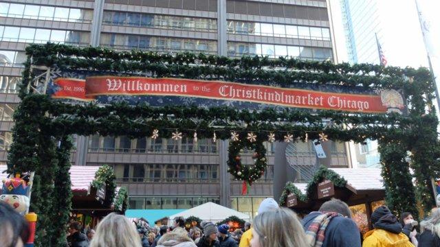 christmas market chicago/TAOブログ