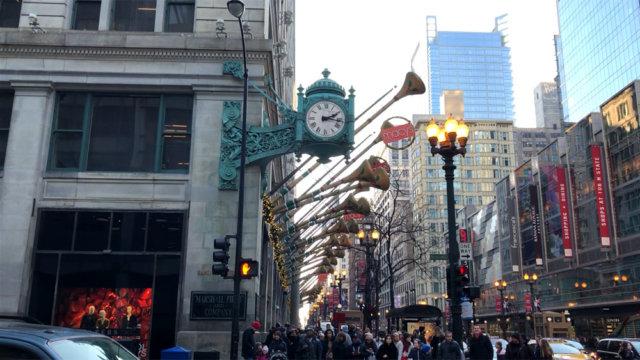 Macy's on State Street/TAOブログ